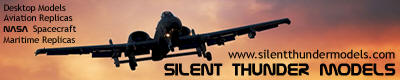 Silent Thunder Models - Shop for Executive Series Models!